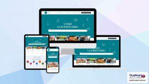 présentation nouveau site internet