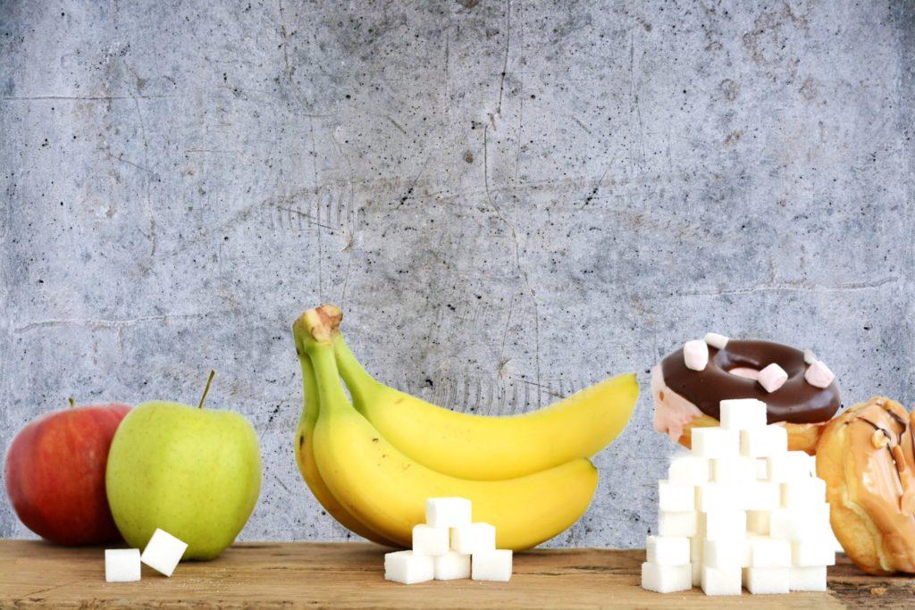 aliments contenant du sucre