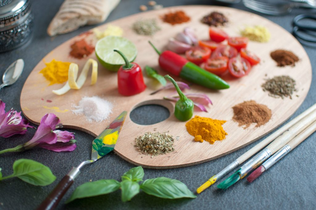 créativité culinaire