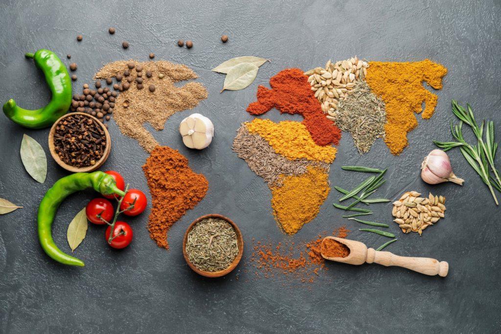 épices du monde