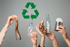 recyclage de déchets
